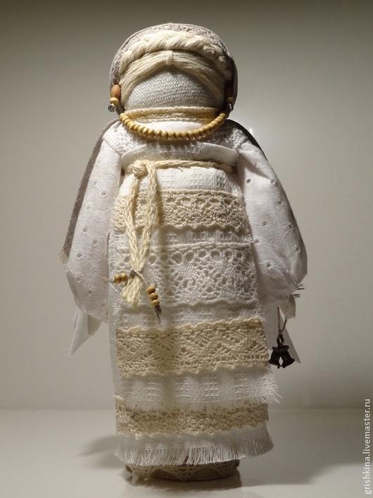 """Народные куклы ручной работы. Ярмарка Мастеров - ручная работа. Купить """"Ангелы живут среди нас..."""" (народная кукла). Handmade."""