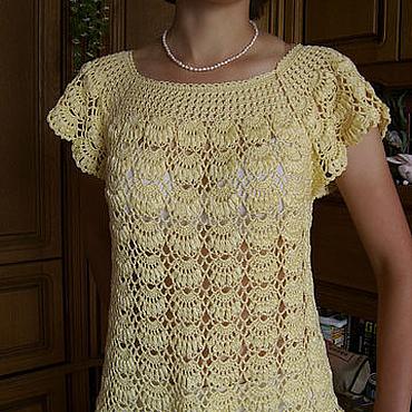 Одежда ручной работы. Ярмарка Мастеров - ручная работа солнышко. Handmade.