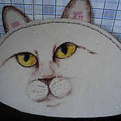 Для дома и интерьера handmade. Livemaster - original item Warmer for teapot,coffee pot or mug from felt