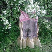 """Одежда ручной работы. Ярмарка Мастеров - ручная работа Платье бохо-шик """"Кокетка"""". Handmade."""