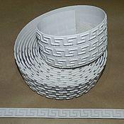 Материалы для творчества handmade. Livemaster - original item Flexible molding for MSU-12 decor. Handmade.
