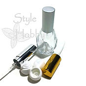 Материалы для творчества handmade. Livemaster - original item A small perfume bottle 15 ml. Handmade.