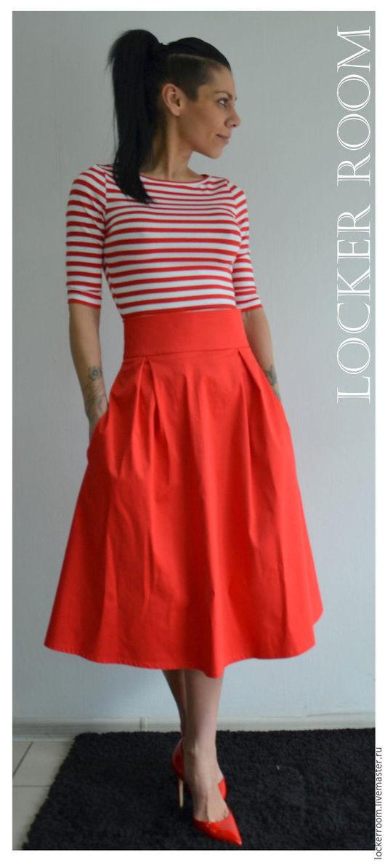 юбка, модная юбка, юбка колокольчик, яркая юбка, яркая одежда, нарядная юбка, юбка миди, дизайнерская одежда, летняя юбка