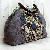 Сумки и аксессуары handmade. Livemaster - original item Bag Warm evening. Handmade.