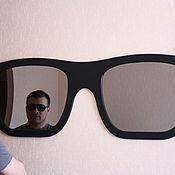 Для дома и интерьера ручной работы. Ярмарка Мастеров - ручная работа Зеркало-очки. Handmade.