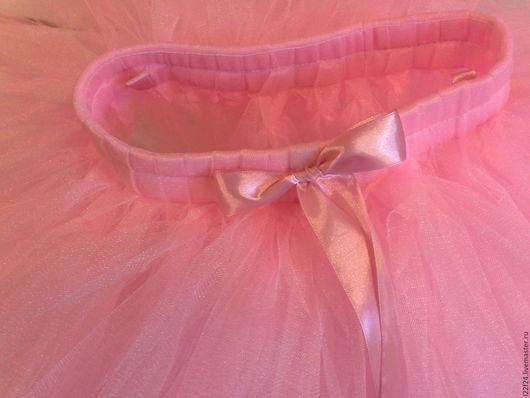 Одежда для девочек, ручной работы. Ярмарка Мастеров - ручная работа. Купить Юбка туту. Handmade. Бледно-розовый, юбка туту