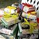 Мыло ручной работы. Мыло-мини Гламурка 8 марта - подарок женщине, в нарядной упаковке. Таня Весна. Ярмарка Мастеров.