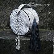 Сумки и аксессуары handmade. Livemaster - original item This bag is a