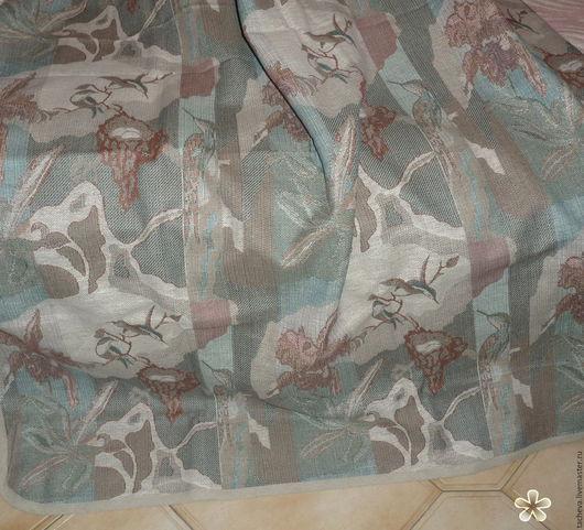 Текстиль, ковры ручной работы. Ярмарка Мастеров - ручная работа. Купить Покрывало льняное-орхидеи. Handmade. Комбинированный, кровать