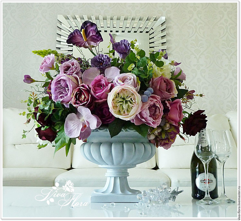 Картинки по запросу роскошный букет в вазе