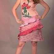 """Одежда ручной работы. Ярмарка Мастеров - ручная работа Платье """"Гвоздика"""". Handmade."""