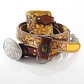 Сумки и аксессуары handmade. Livemaster - original item Purse and strap with engraved Sheridan gift box. Handmade.