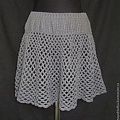Одежда handmade. Livemaster - original item Skirt poncho Mouse. Handmade.