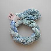 Материалы для творчества handmade. Livemaster - original item Silk chenille (no. №26). Handmade.