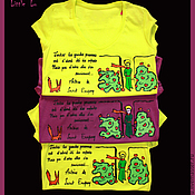 Одежда ручной работы. Ярмарка Мастеров - ручная работа Про взрослых, детей и А.Экзюпери. Handmade.