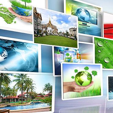 Дизайн и реклама ручной работы. Ярмарка Мастеров - ручная работа Рекламный слайд-шоу из фото. Handmade.