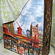 Mag Holders handmade. 'Autumn in Paris', journalize. MissDecoupage. Online shopping on My Livemaster. Paris, french style