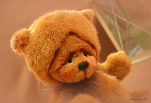 Мишки Тедди ручной работы. Ярмарка Мастеров - ручная работа. Купить Ли. Handmade. Медведи тедди, игрушка