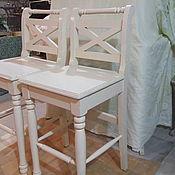 Для дома и интерьера ручной работы. Ярмарка Мастеров - ручная работа барные стулья. Handmade.