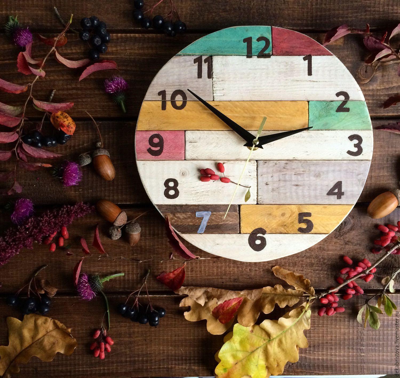 Часыграфиями настенные своими руками фото