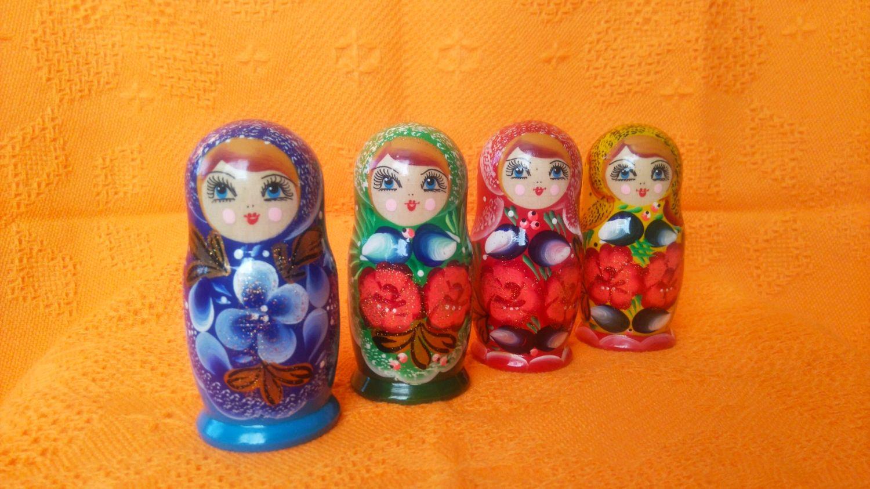 Матрёшка 3 места, Матрешки, Вознесенское,  Фото №1