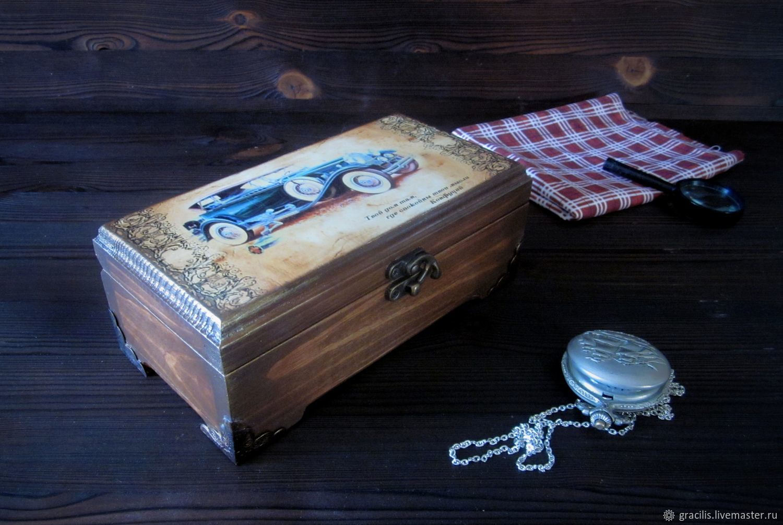 Box copernica 'Retro', Box, Novorossiysk,  Фото №1