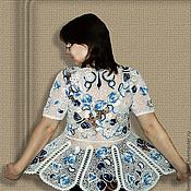 """Одежда ручной работы. Ярмарка Мастеров - ручная работа Блуза """"Первое утро весны"""" - 2. Handmade."""