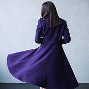 Одежда ручной работы. Ярмарка Мастеров - ручная работа Осенняя Бабочка (пальто). Handmade.