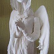 """Куклы и игрушки ручной работы. Ярмарка Мастеров - ручная работа Кукла-ангел """" Молитва"""". Handmade."""
