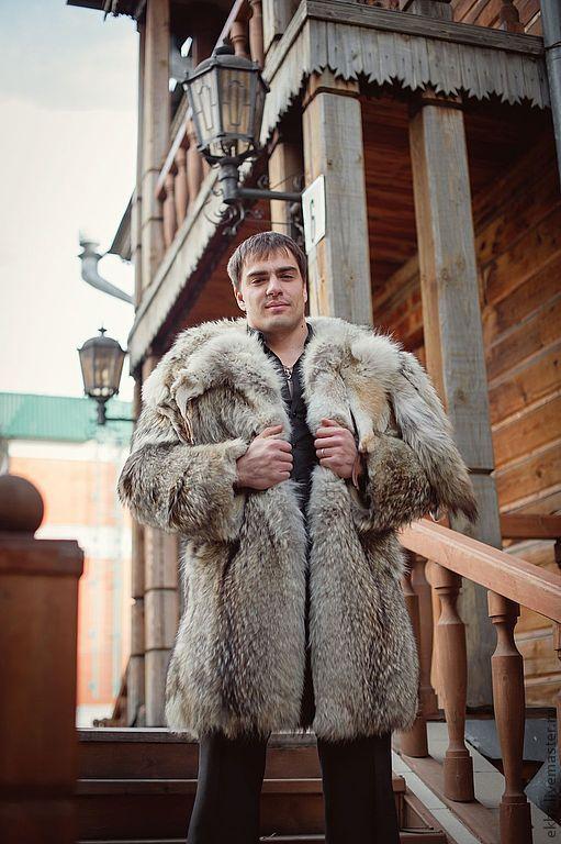 фото пальто из волка организация работы модульного