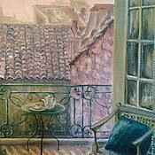 Картины и панно handmade. Livemaster - original item The picture In a pink haze. Handmade.