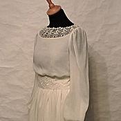 Одежда ручной работы. Ярмарка Мастеров - ручная работа Платье Невесомость. Handmade.