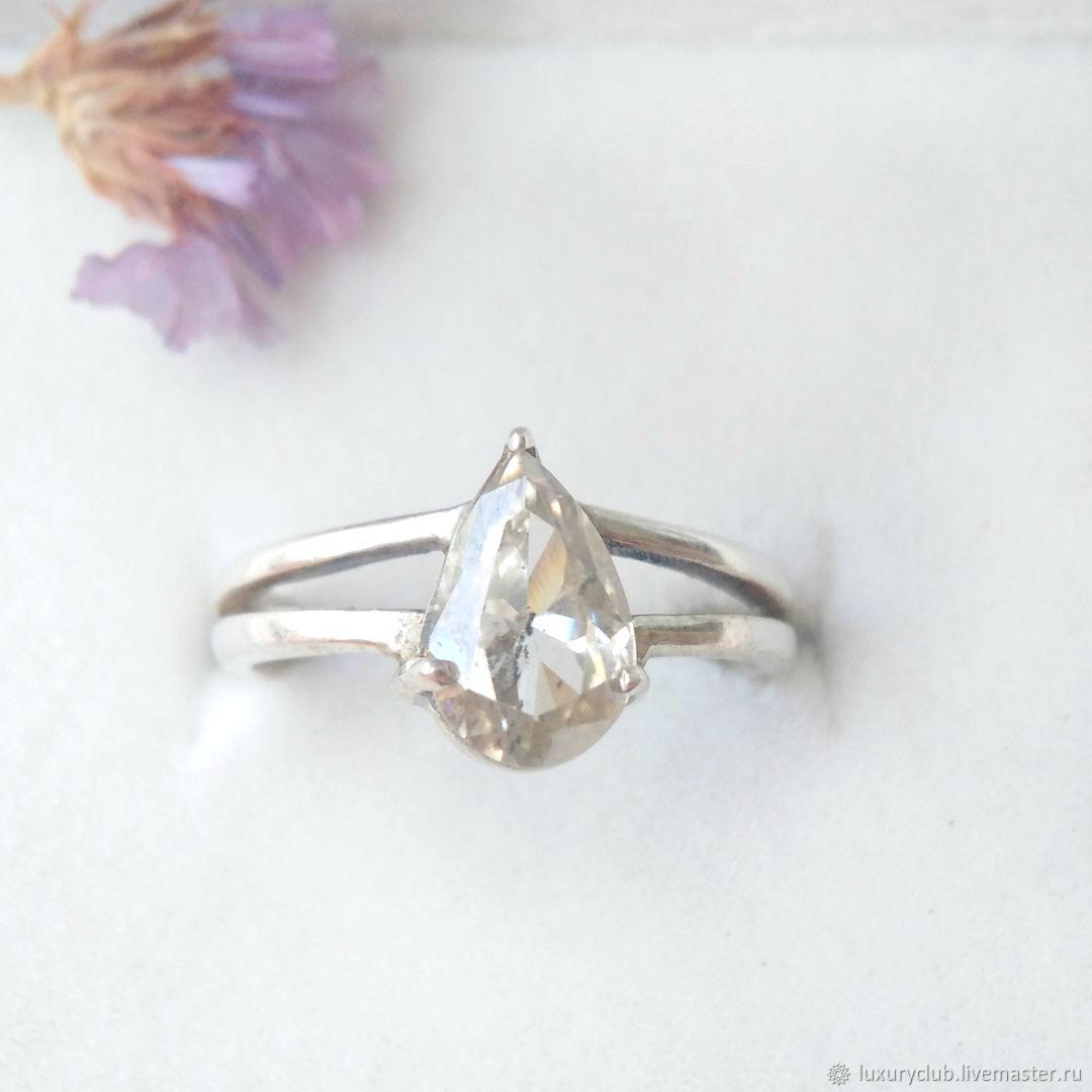 16P diamond Ring 'Tender feelings' buy, Rings, Tolyatti,  Фото №1