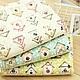Шитье ручной работы. Ткань хлопок Домики для птиц. HobbyMarket (ткани). Интернет-магазин Ярмарка Мастеров. Хлопок 100%