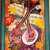 Картины и панно handmade. Livemaster - original item Painting from the series