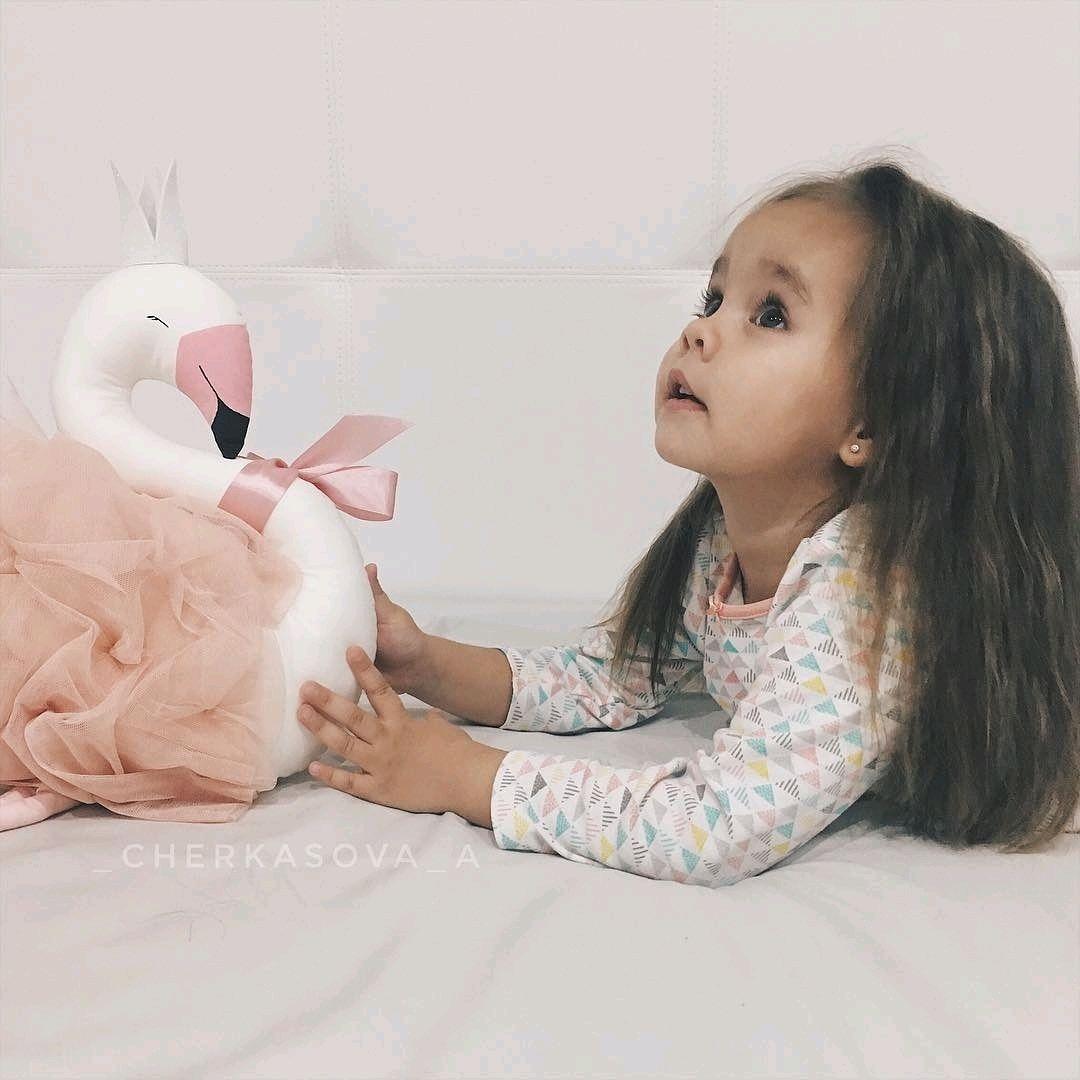 Мягкая игрушка фламинго в юбке из фатина, Мягкие игрушки, Москва,  Фото №1