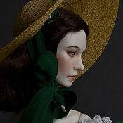 Куклы и игрушки handmade. Livemaster - original item Copy of Vivien. Handmade.