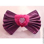 Украшения handmade. Livemaster - original item Hair clip-hair bow. Handmade.