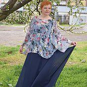 """Одежда ручной работы. Ярмарка Мастеров - ручная работа большие размеры костюм """"ПОЛИНА-5"""". Handmade."""