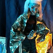 """Кукла-оберег ручной работы. Ярмарка Мастеров - ручная работа Кукла-оберег """"Оракул тролль"""". Handmade."""