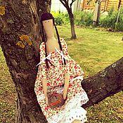 Куклы и игрушки ручной работы. Ярмарка Мастеров - ручная работа Тильда с оберегом. 50 см.. Handmade.
