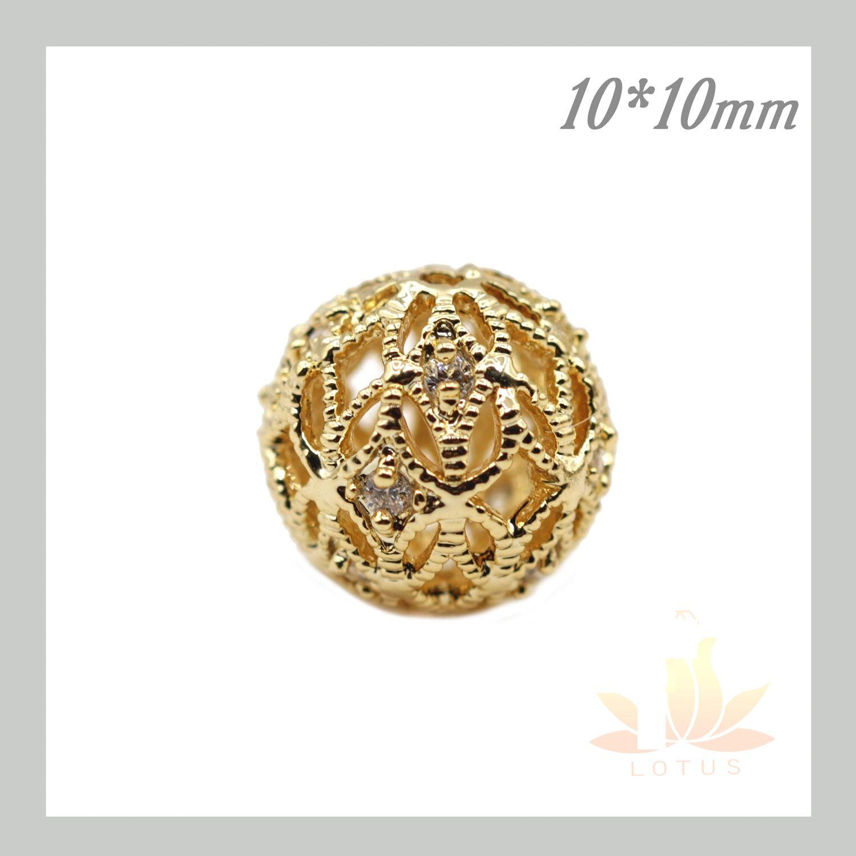 Шар ажурный , цвет золото, Для украшений, Махачкала, Фото №1