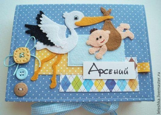 Подарки для новорожденных, ручной работы. Ярмарка Мастеров - ручная работа. Купить Коробочка Мамины сокровища. Handmade. Мамины сокровища, подарок