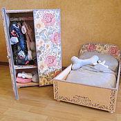 """Для домашних животных, ручной работы. Ярмарка Мастеров - ручная работа Мебель для собак """"Гламур"""". Handmade."""