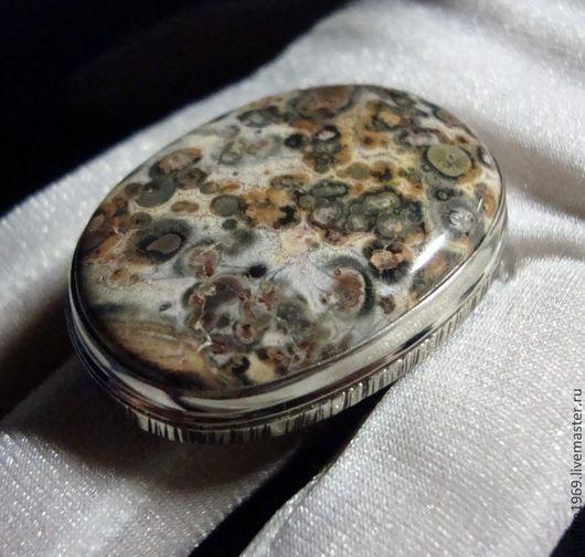 Кольца ручной работы. Ярмарка Мастеров - ручная работа. Купить Кольцо с яшмой 16.. Handmade. Кольцо с яшмой, перстень с камнем