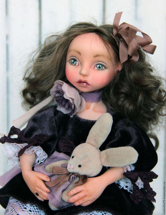 Коллекционные куклы ручной работы. Ярмарка Мастеров - ручная работа. Купить Коллекционная кукла Розочка. Handmade. Коллекционная кукла, кукла