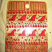 Русский стиль handmade. Livemaster - original item Cutting Board