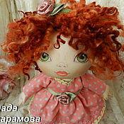 Куклы и игрушки ручной работы. Ярмарка Мастеров - ручная работа Игровая кукла Яся.. Handmade.