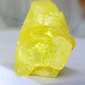 Материалы для творчества handmade. Livemaster - original item Native sulfur ( Vodino)the middle Volga region, Russia. Handmade.