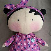 Куклы и игрушки ручной работы. Ярмарка Мастеров - ручная работа куколка Лилу. Handmade.